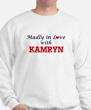 Madly in Love with Kamryn Sweatshirt