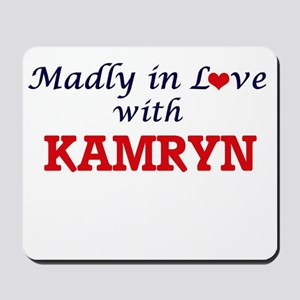 Madly in Love with Kamryn Mousepad