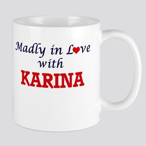 Madly in Love with Karina Mugs