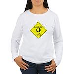 Caribou Crossing Women's Long Sleeve T-Shirt