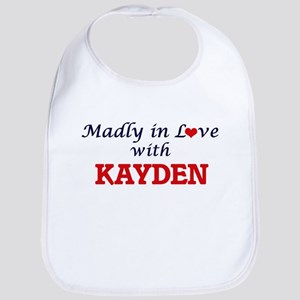 Madly in Love with Kayden Bib