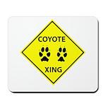 Coyote Crossing Mousepad