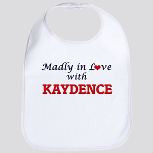 Madly in Love with Kaydence Bib