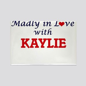 Madly in Love with Kaylie Magnets