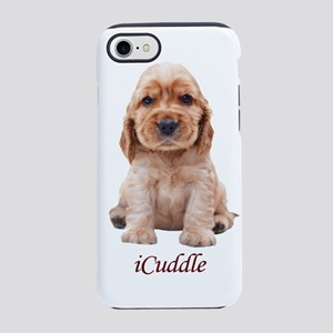 Adorable iCuddle Cocker Span iPhone 8/7 Tough Case