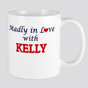 Madly in Love with Kelly Mugs
