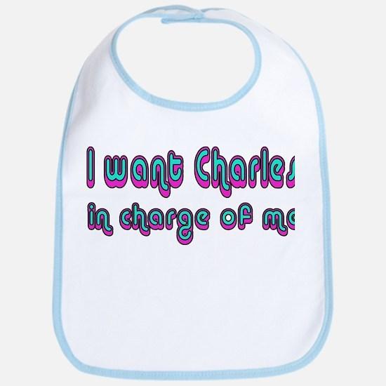 Charles in Charge Bib