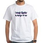 Charles in Charge White T-Shirt