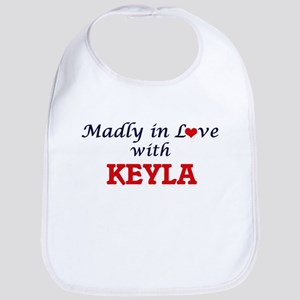 Madly in Love with Keyla Bib