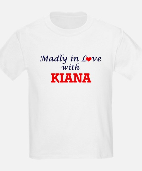 Madly in Love with Kiana T-Shirt