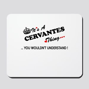 CERVANTES thing, you wouldn't understand Mousepad