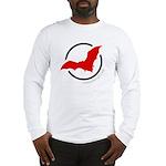 redbat design Long Sleeve T-Shirt
