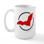 redbat design Large Mug