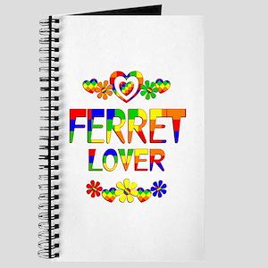 Ferret Lover Journal