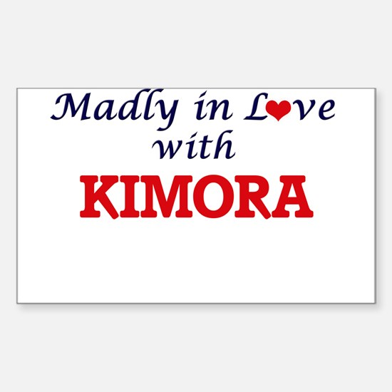 Madly in Love with Kimora Decal