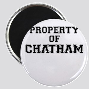 Property of CHATHAM Magnets