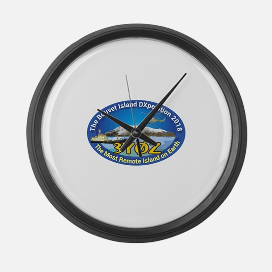 A product name Large Wall Clock