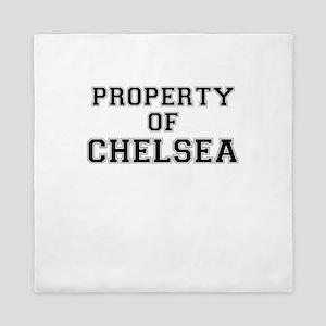 Property of CHELSEA Queen Duvet