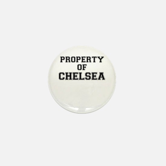 Property of CHELSEA Mini Button