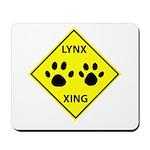 Lynx Crossing Mousepad