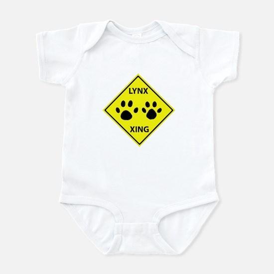Lynx Crossing Infant Bodysuit