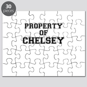 Property of CHELSEY Puzzle
