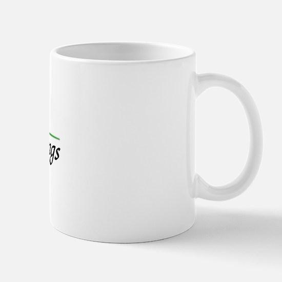 Palm Springs Sunset Mug