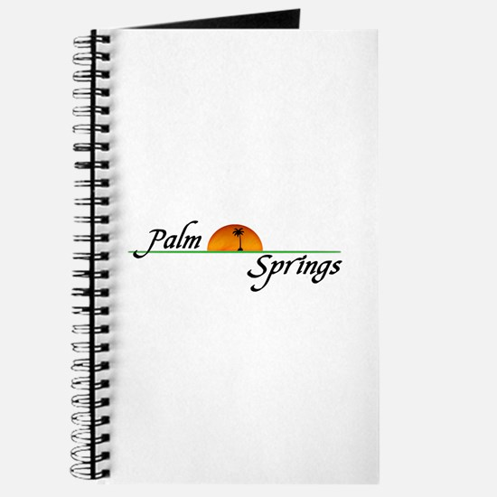 Palm Springs Sunset Journal