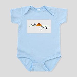Palm Springs Sunset Infant Bodysuit
