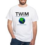 Twim T-Shirt Mens White