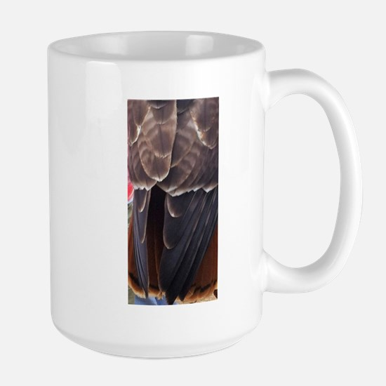 Red tail hawk Mugs