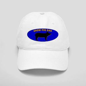 Show Pig Dad Cap