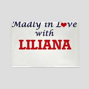 Madly in Love with Liliana Magnets