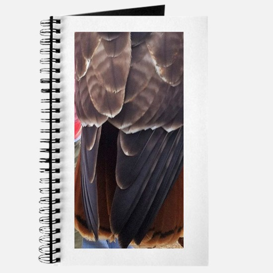 Red tail hawk Journal
