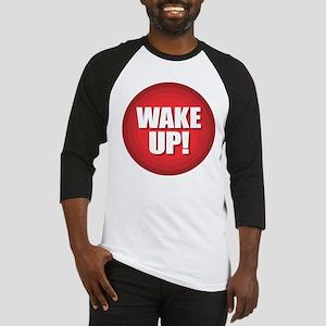 Wake Up Baseball Jersey
