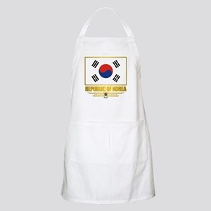 """Republic of Korea Flag"" Apron"