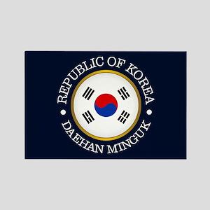 Korea (rd) Magnets