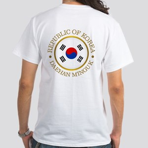 Korea (rd) T-Shirt