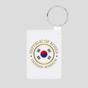 Korea (rd) Keychains