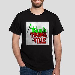 Tromaville Ash Grey T-Shirt