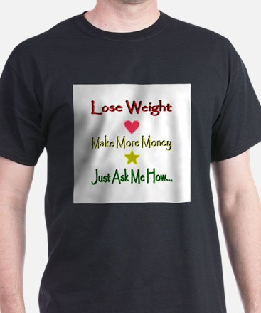Weight Lines T-Shirt