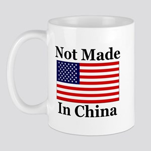 Not Made In China - America Mug