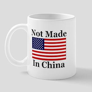 Not Made In China America Mug
