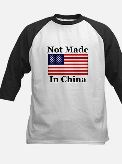 Not Made In China - America Kids Baseball Jersey