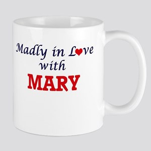 Madly in Love with Mary Mugs