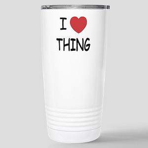 I heart thing Mugs