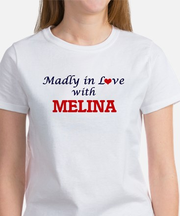 Madly in Love with Melina T-Shirt
