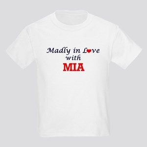 Madly in Love with Mia T-Shirt