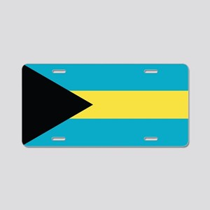 The Bahamas Aluminum License Plate