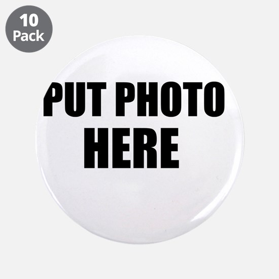 """Customize 3.5"""" Button (10 pack)"""